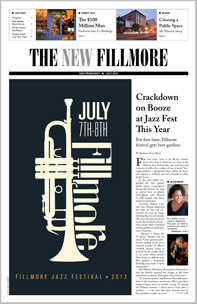 July Issue of The New Fillmore