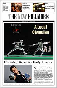 The New Fillmore August Issue