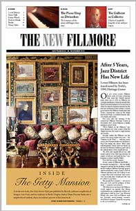 November 2012 Issue of the New Fillmore