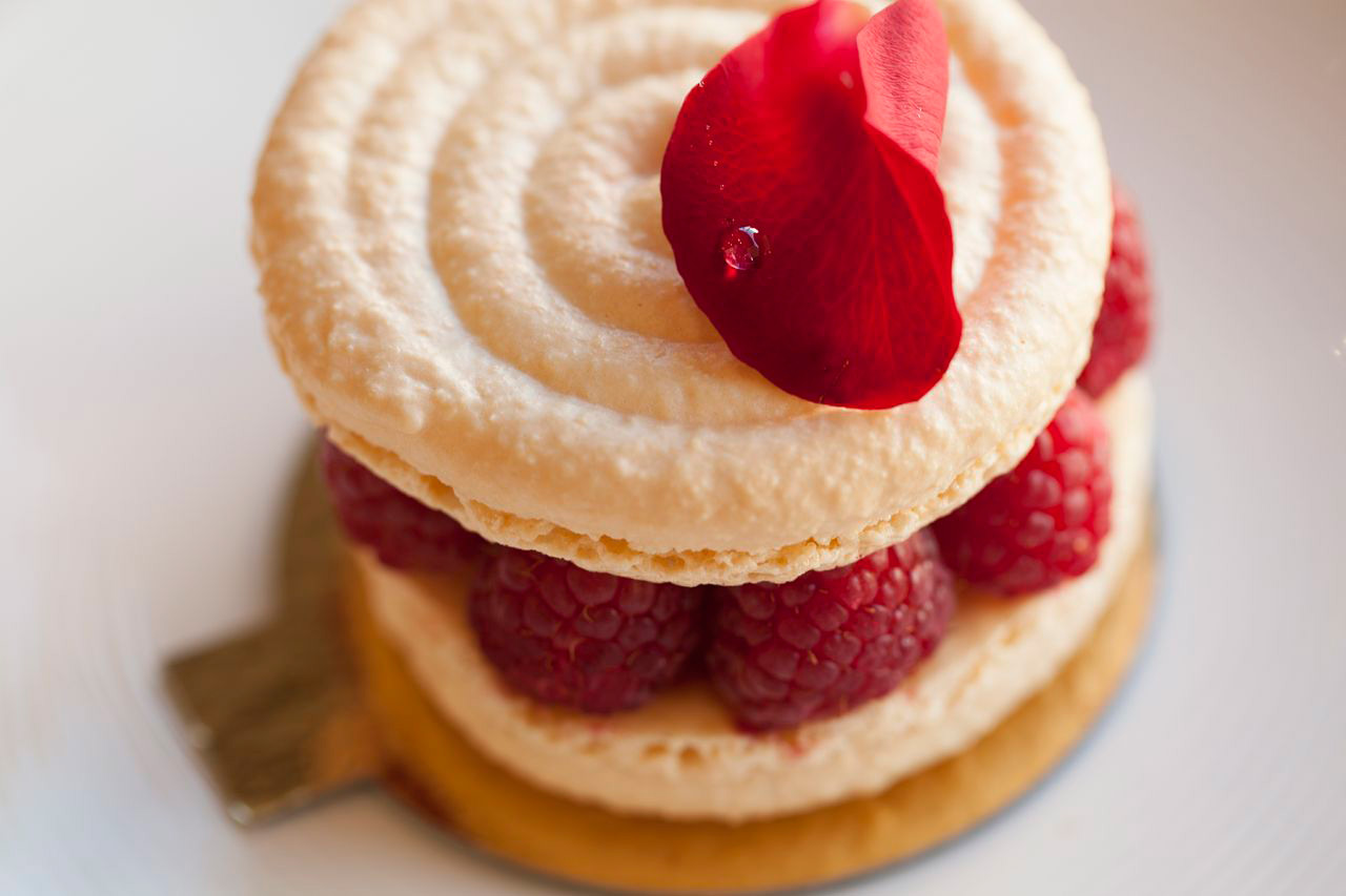 b. patisserie: pastry heaven The New Fillmore