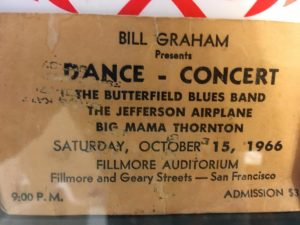 Ticket courtesy of Charles H. Greene Jr.