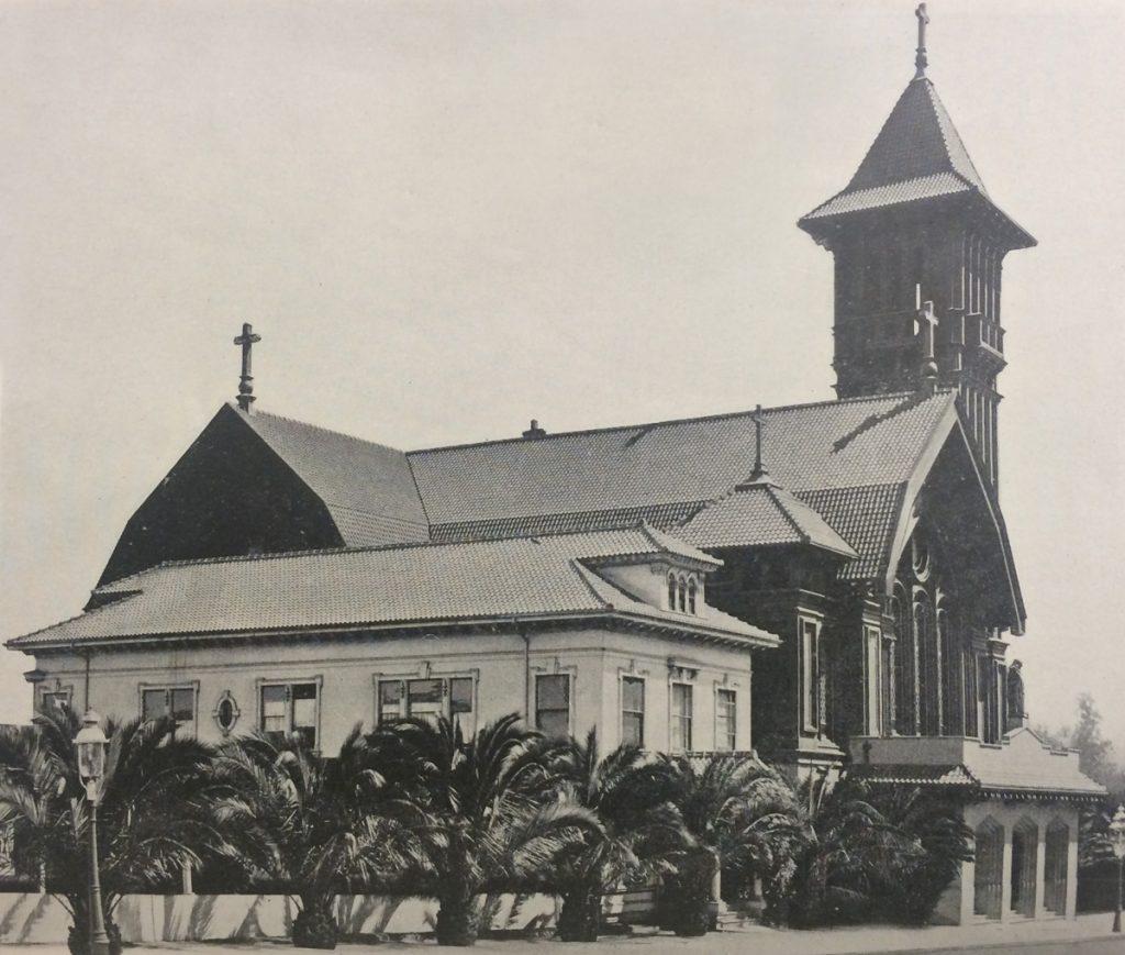 St. Vincent de Paul in 1916.