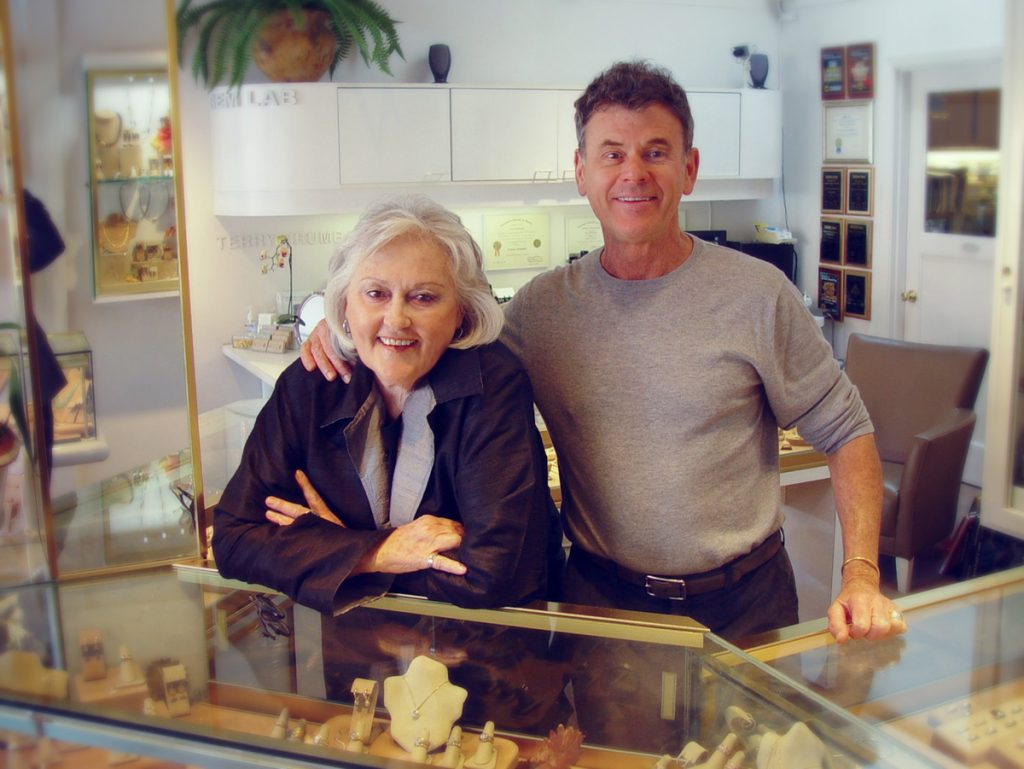 Glenda Queen and Terry Brumbaugh founded Union Street Goldsmith in 1976.