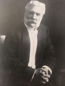 Architect William F. Curlett