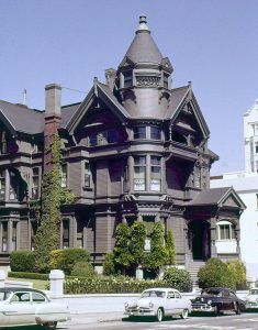 The house in 1955.