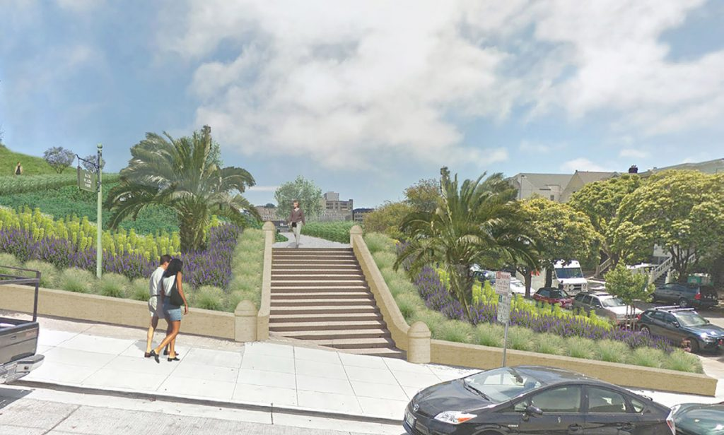 Improvements at Alta Plaza Park can proceed now that a plan has been adopted.