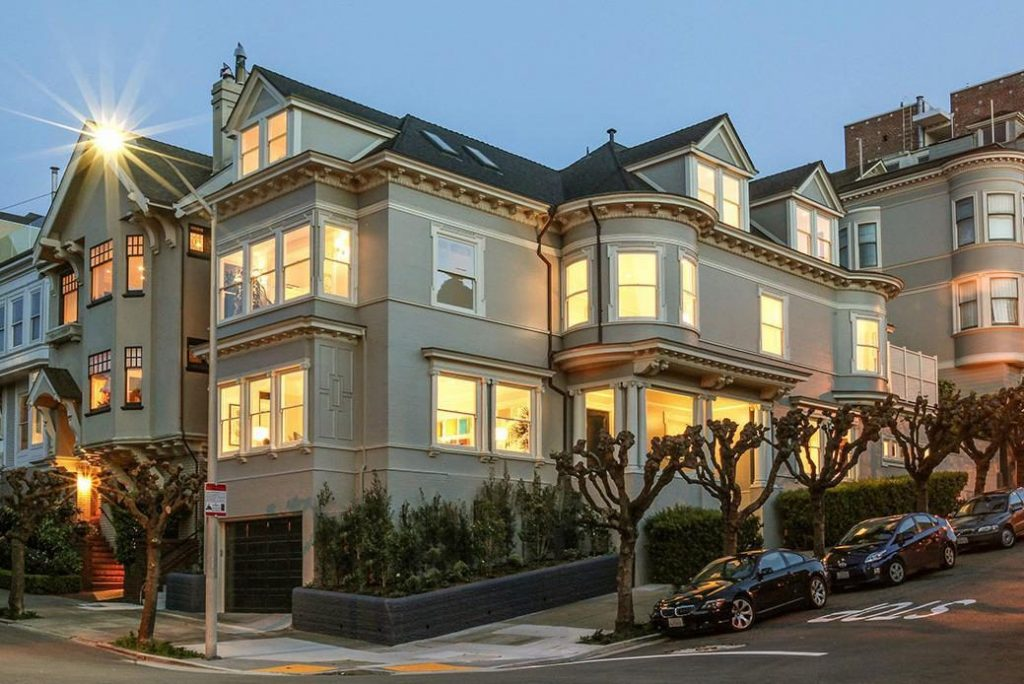 200 Laurel Street sold for almost $10.3 million, or 114 percent of the listing price.