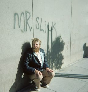 Mr. Slick was a name left for me at the west end of the Japan Center between Post and Geary.