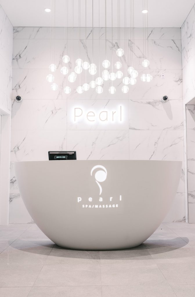 The new Pearl Spa is located in Japantown at 1656 Post Street.