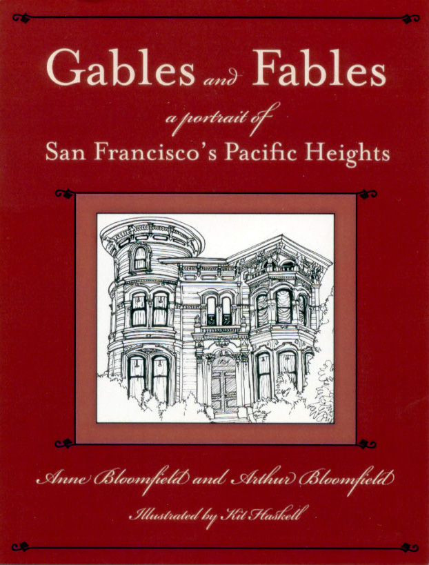 Anne Bloomfield's research was the foundation of Gables & Fables.