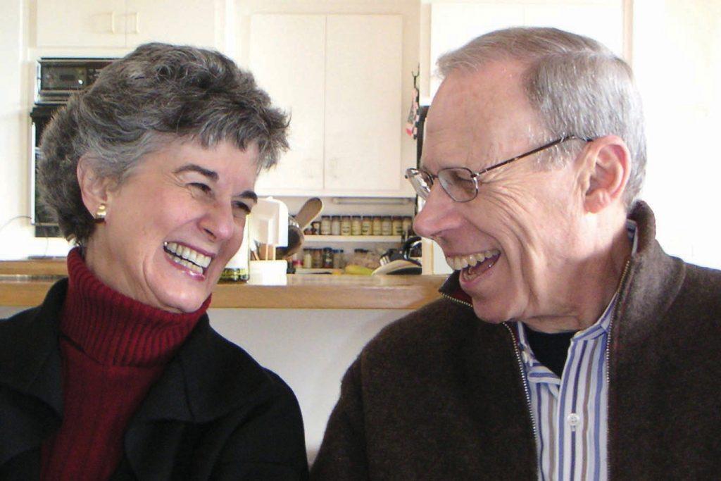 Carol and John Field